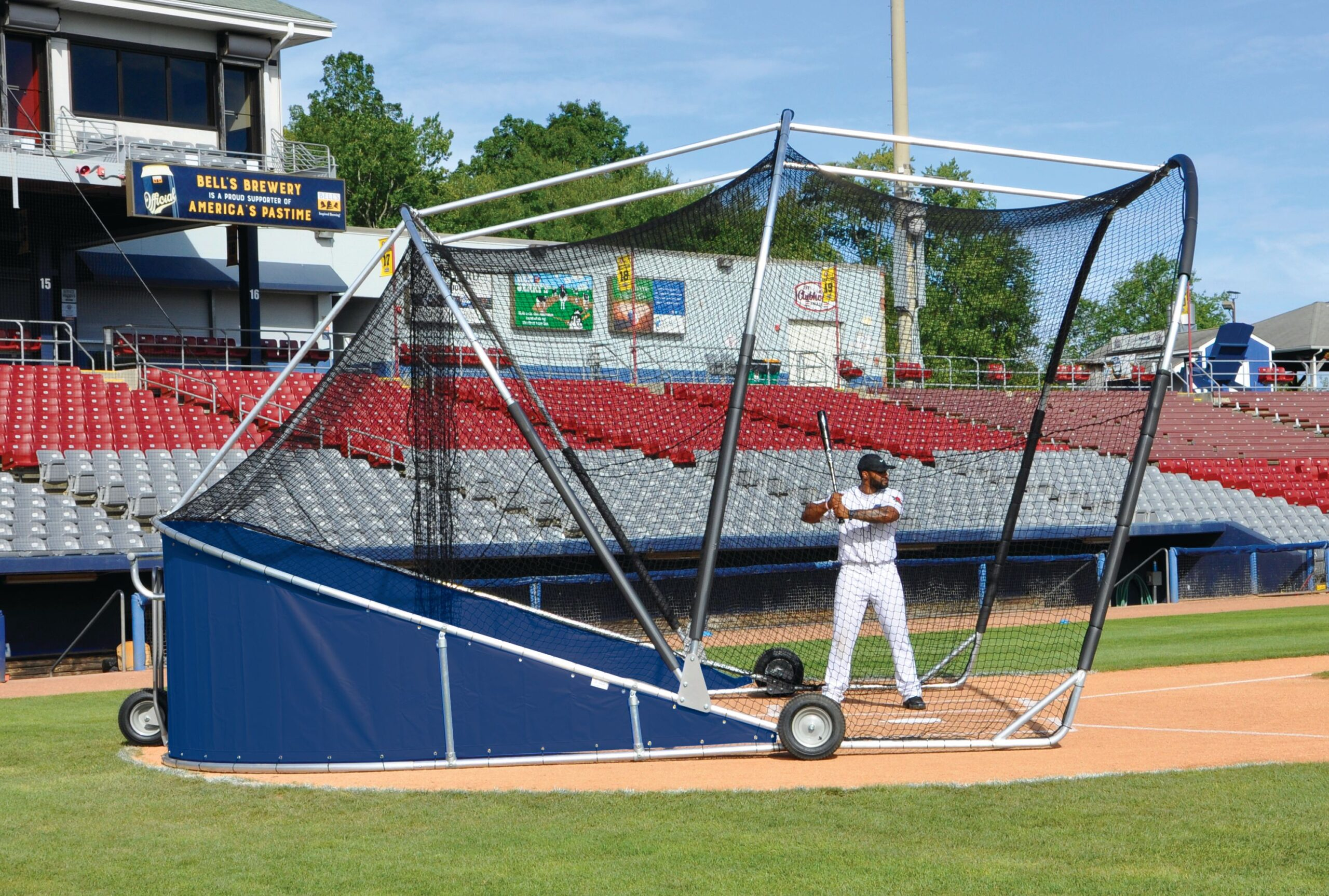 JayPro big league grand slam batting cage