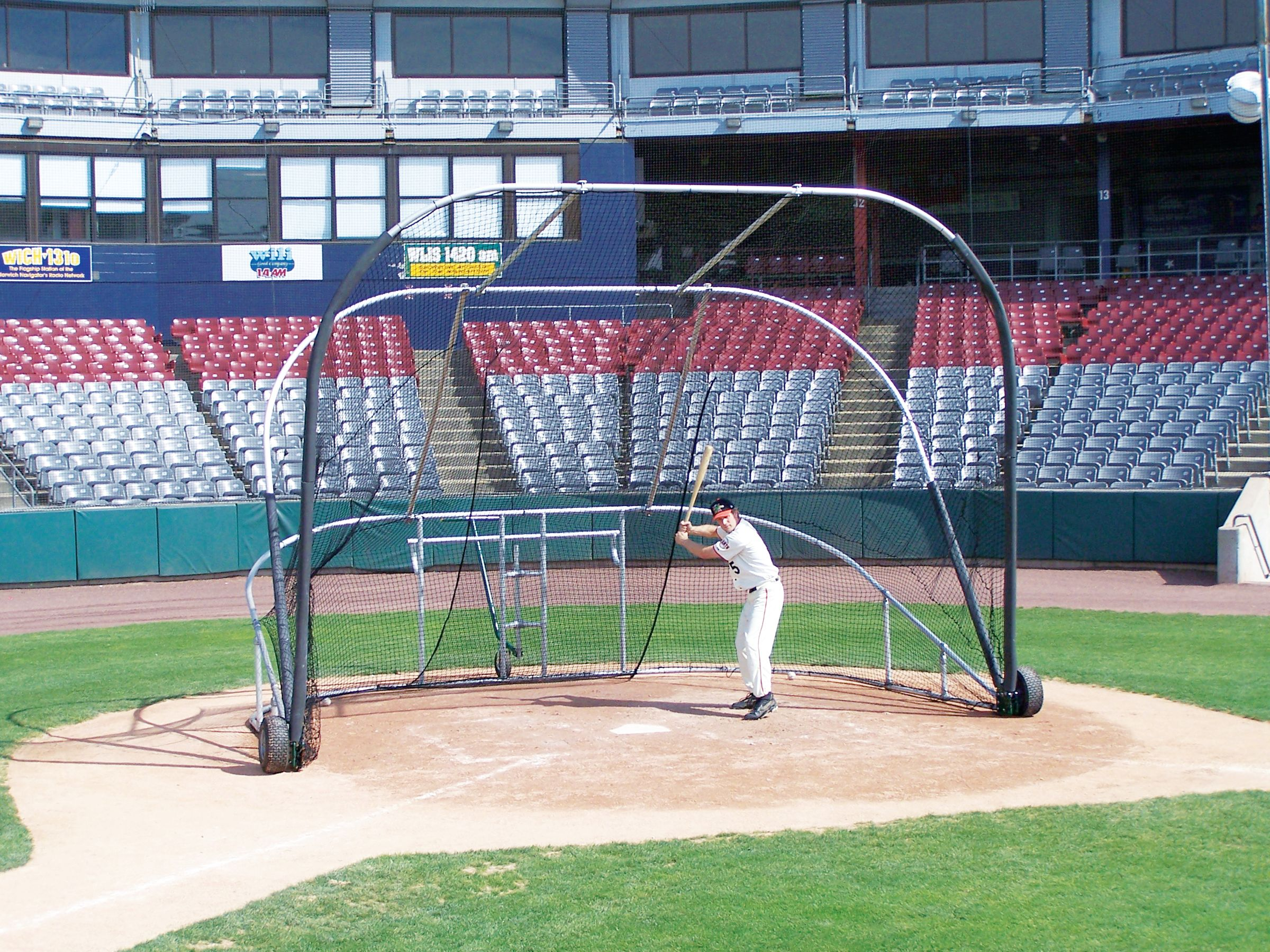 JayPro little slam batting cage